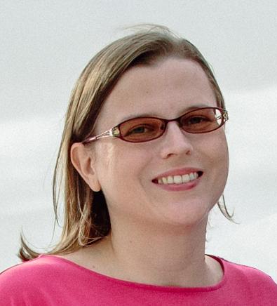 Portrait of Myka Kennedy Stephens